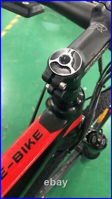 New Kristall E5-speed E-bike Ebike Electric Bike Mountain Bike Mtb 19 350w