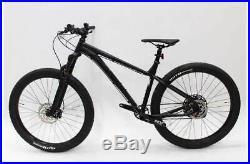 Norco Fluid 1 HT 2019 Mens Mountain Bike Medium Black (Ex-Demo / Ex-Display)