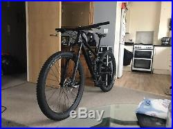 Norco Fluid FS 3 29er Mountain Bike 2019 model large frame