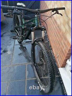 Norco Fluid Fs3 2020 29er Full suspension Mountain bike MTB Giant/Specialized