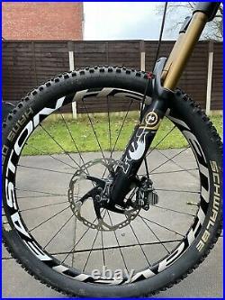 On One 456 Titanium Hardtail Mountain bike