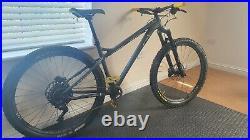 Orange Clockwork Evo 29 Large 2020 hardtail mountain bike. Enduro and trail