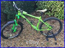 Orange Crush 2015 Hardtail Mountain Bike