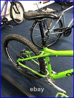 Orange Crush Mtb Mountain Bike Medium HT Fox Forks SRAM Guide Disc Brake XO 1x11