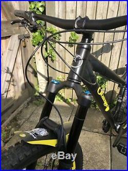 Orange Crush Pro 2018, Large, Fox, Xt, Race Face, Barely Used, Mountain Bike