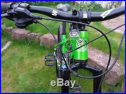 Orange Crush mountain bike Medium. Alloy. 2015. 27.5 REDUCED