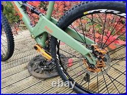 Orange Five full Mountain Bike