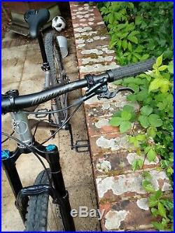 Orange P7 29er Boost Hardtail Mountain Bike