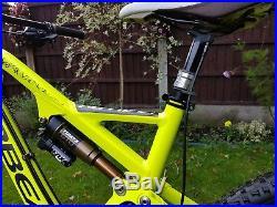 Orbea Rallon 27.5 full suspension mountain bike