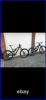 Orbea Rallon M10 Full Suspension Mountain Bike MTB Specialised Giant Trek