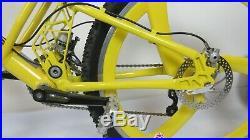 PORSCHE FS Evolution Full Suspension 26 Mountain MTB Bike, Spengle, Large size