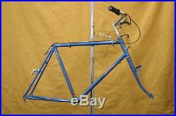 Raleigh Tamarack Bike Frame Mountain 1984 Randonneur Vintage 650B 27.5in Charity