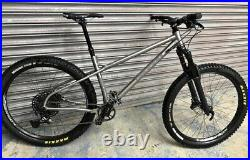 Ribble Ht-Ti Titanium Hardtail Mountain Bike Quality Build Medium Frame