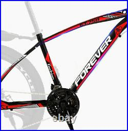 Road Mountain Bike/Bicycle NEW SPEED Men/Women 24Speed 26 Wheel MTB Suspension