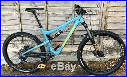 SANTA CRUZ Bronson Carbon Full Suspension Bike Very Good Condition
