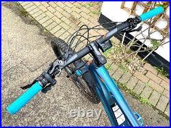 SCOTT E GENIUS 720 Full Suspension XL Mens Electric Mountain Bike Ebike Emtb