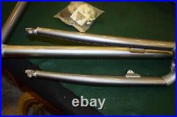 SR SAKAE LITAGE Mountain Mtb Touring 26'' frame fork 56cm/60cm alloy vintage NOS
