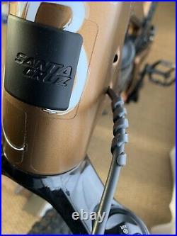 Santa Cruz Bronson CC 2021 RESERVE 37 Large SRAM AXS & ROCKSHOX AXS NEW