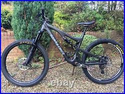 Santa Cruz Bronson CC, Size Large 27.5 Wheels