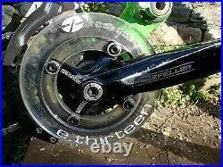 Santa Cruz Bullit MK2 DH Freeride Enduro MTB Bike Rock Shox Totem Hope M4 Medium