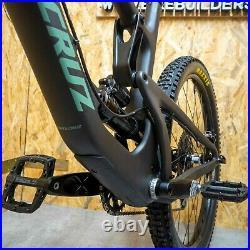 Santa Cruz Nomad C V4 Custom Machine with HOPE Brakes and GX EAGLE drivetrain