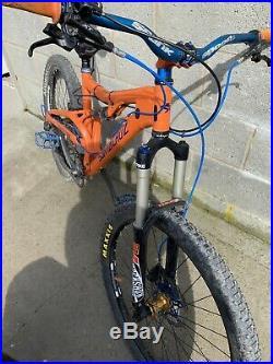 Santa cruz Heckler Mountain Bike