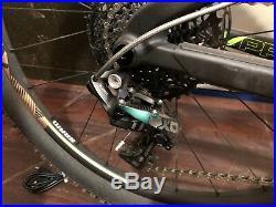 Santa cruz bronson 2015 carbon mountain bike
