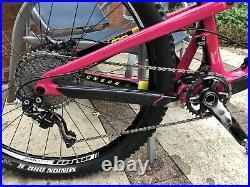 Santa cruz bronson bike