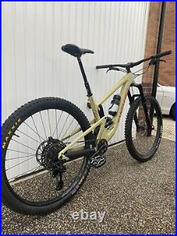 Santa cruz hightower, Large C S build 2020, carbon fibre, 29er, trail bike, enduro