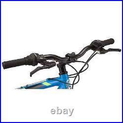 Schwinn 29 Ider Dual Suspension Mountain Bike, 21-speeds blue