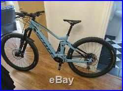 Scott 910 e genius mountain bike medium 2020 brand new all paperwork and keys