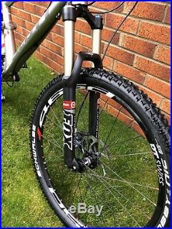 Scott Genius 40 Full Suspension Mountain Bike Size Large