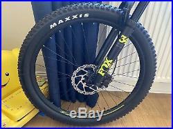 Scott Genius 740 2018 Full Suspension Mountain Bike Size L