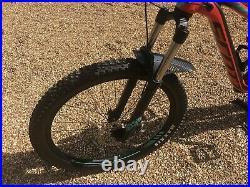 Scott Genius 750 Full Suspension Mountain Bike