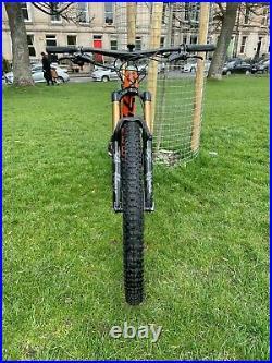 Scott Genius 900 Tuned Full Suspension Mountain Bike