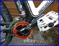 Scott Genius LT20 carbon men's mountain bike medium huge spec dropper post X0 XT