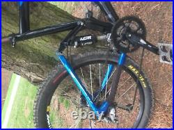 Scott Mountain bike full suspension with total lockout front and rear