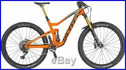 Scott Ransom 900 Tuned Full Suspension Mountain Bike 2019 Orange Mens MTB M/XL