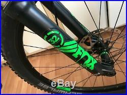 Scott Spark 720 Carbon Full Suspension Mountain Bike 2017. Size Medium