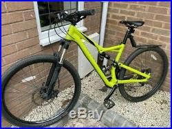 Specialized Camber 29 L mountain bike full suspension