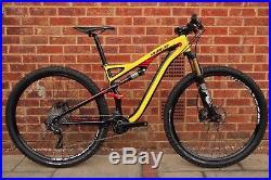Specialized Camber Carbon FSR 29er Mountain Bike (Medium) Fox Kashima Shimano
