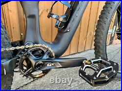 Specialized Camber Comp Carbon 650B 2016 FSR MTB Mountain Trail Bike Little Used