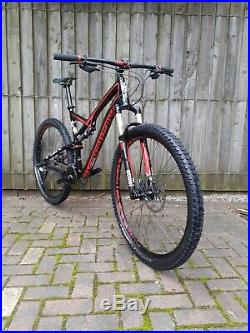 Specialized Camber Evo 29 FSR 2014, XL, Barely Used, Trail Mountain Bike MTB