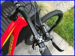 Specialized Camber FSR 27.5 Mountain Bike 2017 Trail Full Suspension Large