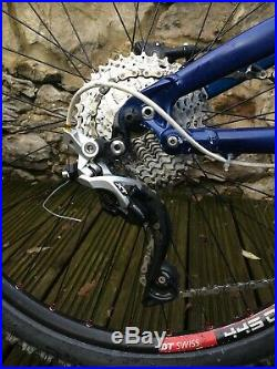 Specialized Camber FSR Comp Full Suspension Mountain Bike