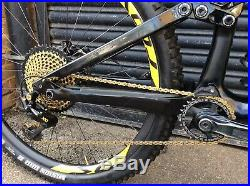 Specialized Enduro S-Works Carbon Full Suspension Mountain Bike