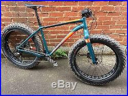 Specialized FATBOY Comp 2017 686 Navy/Red Large/19 Fat