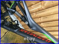 Specialized FSR Comp. Carbon, Full suspension MTB, one owner top condition
