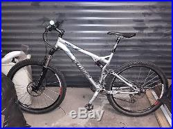 Specialized FSR XC Comp Full Suspension Mountain Bike