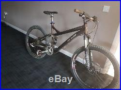 Specialized Pitch Pro Full Suspension Mountain Bike
